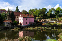 Old Town and the source of the Spree River.