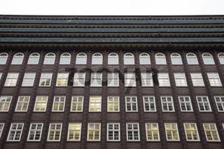 Sprinkenhof im Kontorhausviertel