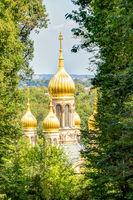Russian Orthodox Church of Saint Elizabeth in Wiesbaden