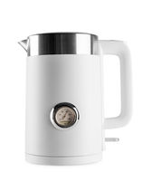 Nice design of modern kettle water boiler with thermometer