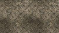rusty diamond metal plate texture