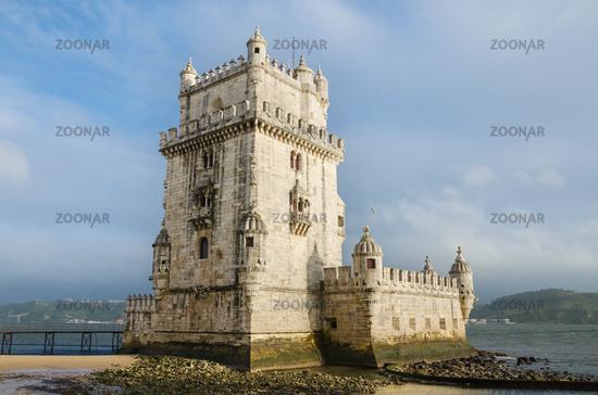 Tower of Belem. Lisbon, Portugal