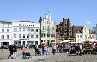 Markt, Wismar