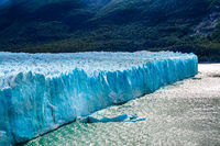 The Patagonia, lake Argentine
