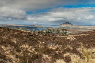 Ireland, Connemara, 2016 Diamond Hill walking trails