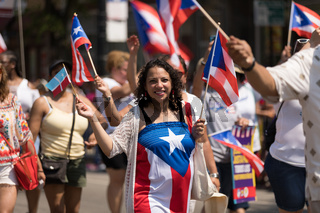 The Puerto Rican People's Parade