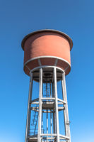 Water tower tank