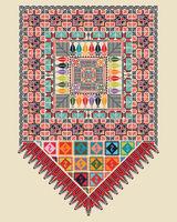 Palestinian pattern 12