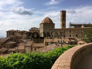 Volterra, Toskana, Italien