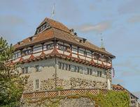 Castle Frauenfeld, Canton Thurgau, Switzerland