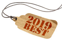 2019 best isolated price tag