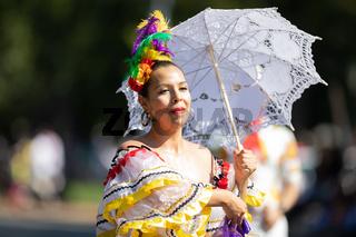 The Fiesta DC Parade