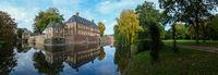 Barockschloss Ahaus-Gartenfront