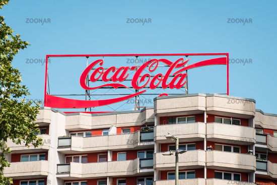 An electronic advertisment signage for