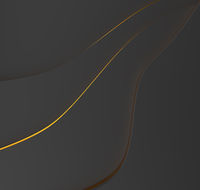 Dark anthracite background with golden lines