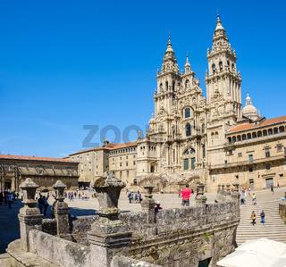 Portico de la Gloria Santiago Compostela