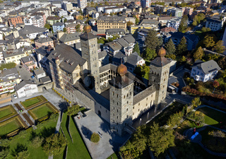 Stockalperpalast, Brig, Wallis, Schweiz