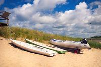 Boote in Steenodde