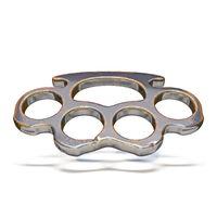 Brass knuckles 3D