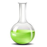 Chemistry Testing Flask
