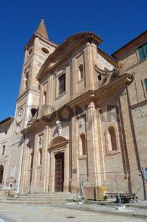 Spello in Italien