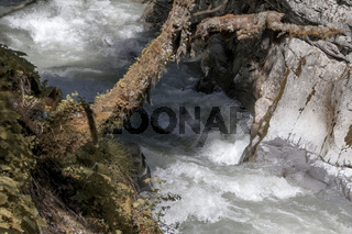 Wildes Wasser, Breitachklamm, Allgäu