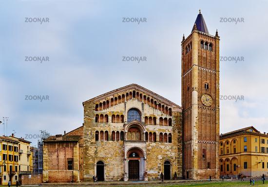 Cattedrale di Santa Maria Assunta in Parma, Italy