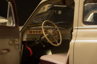 steering wheel retro car
