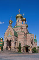 Goloseevsky Holy Protection Monastery in Kiev
