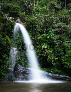 Exotic Monthathan Waterfall Doi Suthep, Chiang Mai