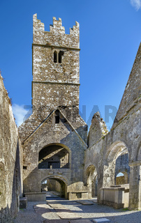 Ross Errilly Friary, Ireland