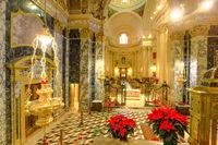San Luca Church altar