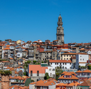 The City Of Porto, Portugal