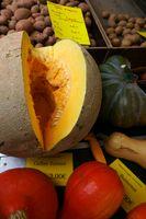 Vegetables on the vegetable market