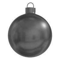 Christmas ball as tree decoration, 3d illustration
