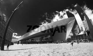Central Bahnhof, Rotterdam