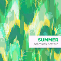Summer bright seamless pattern