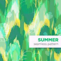 Summer bright seamless pattern