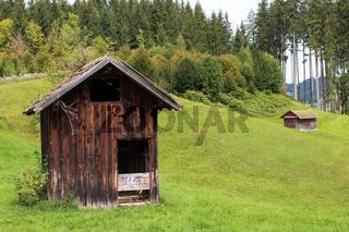 Bayrische Landschaft 025. Deutschland