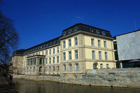 castle leine in hannover, germany