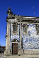 Church of Ordem Terceira de Nossa Senhora do Carmo, Porto