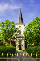 Church Koenigshorst, Fehrbellin, Brandenburg, Germany