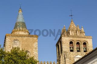 Kathedrale von Évora, Cathedral of Évora, Portugal