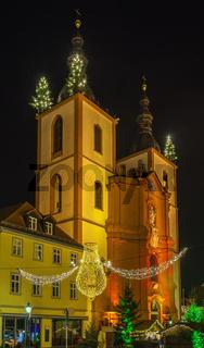 Church Saint Blasius in Fulda, Germany