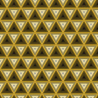 seamles texture Futuristic yellow triangle background 3d illustration