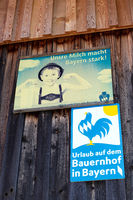 Signs in Allgaeu. 011