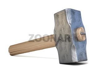 Hammer. 3D