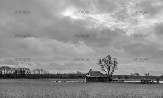 Lebbiner Bodden Landscape