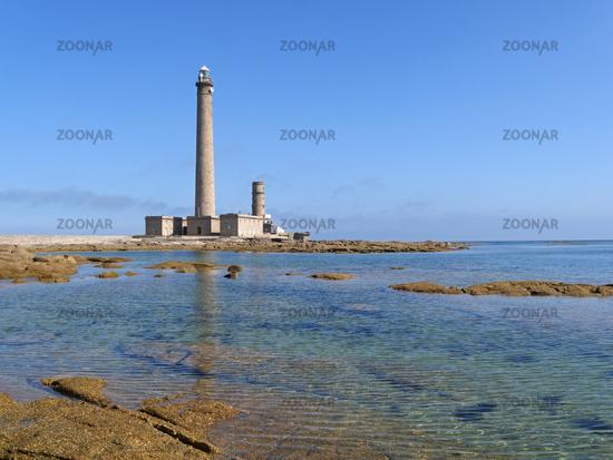 lighthouse Gattevile Normandy