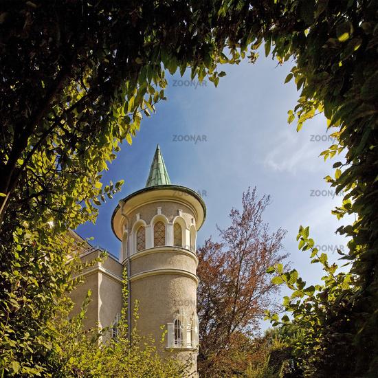 Styrum Castle, Muelheim/Ruhr, Ruhr area, North Rhine-Westphalia, Germany, Europe